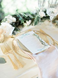 Glam + Beyond Gorgeous: This L.A. Wedding Has It All – Style Me Pretty