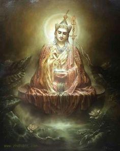Padmasambhava  The art of cultivating Shamatha (producing mental stillness) and then pursuing Vipashyana (remaining in stillness)
