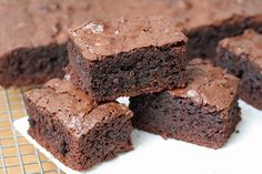 O melhor brownie para fazer e vender • Blog do Cupcake