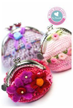 Coin Purse crochet