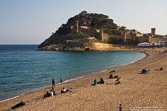 Tossa de Mar, España