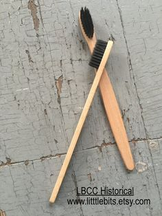 Wooden Toothbrush by LitttleBits on Etsy
