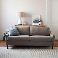 Everett Upholstered Sofa #westelm