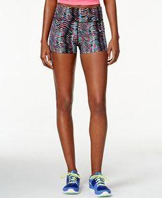 Nike Epic Lux Sidewinder Printed Shorts