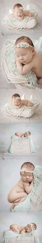 Baby A | Chicago Newborn Photographer - Julie Newell Photography
