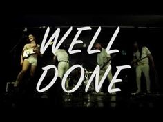 IDLES - WELL DONE - YouTube