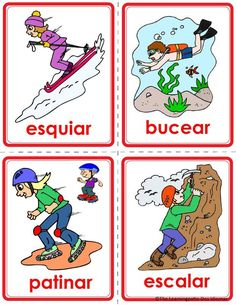 120 Verb Flash Cards and  Picture-Word matching cards  Subscription allows you to download everything on our site!! http://www.thelearningpatio.com/whats-new.html