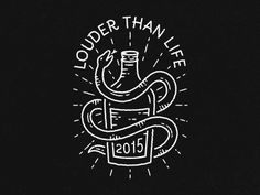 Design Inspiration // Louder Than Life Badge Design, Tee Design, Hugging Drawing, Logos, Dibujos Tattoo, Branding Design, Logo Design, Ex Machina, Typography