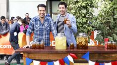 It's beginning to look a lot like springtime — and Drew and Jonathan Scott want to ring in the warmer weather with you.