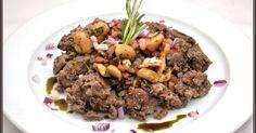 Az új kedvencem a hajdina gánica, amit Szlovéniában önálló ételként, és köretként is kínálnak, de pl. gomba levesnél is előfordul betétként...