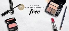 Christine's Beauty Shop - AVON: Go Glam for the Holidays!