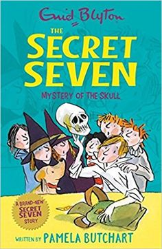 Buy Secret Seven: Mystery of the Skull by Pamela Butchart at Mighty Ape NZ. Solve the mystery with the Secret Seven - everyone's favourite detective club! A brand-new, action-packed Secret Seven adventure by prizewinning autho. The Secret Seven, Enid Blyton Books, The Famous Five, Rainbow Library, Strange Events, Order Book, Puzzle Books, Mystery Books, Book Authors