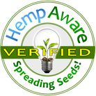 HempAware Verified Seal | www.HempAware.com