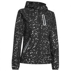 Under Armour's Qualifier Woven Jacket is flashy in the best kind of ways- stylish and reflective.