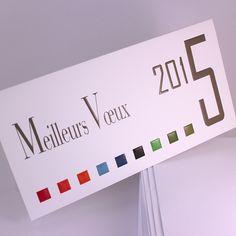 Cartes de voeux 2015 www.voeuxselection.fr Réf 20528