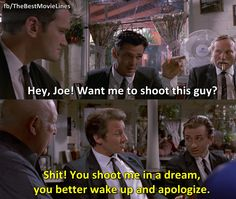 The Best Movie Lines. The Best Lines From The Movies We Love. Tv Quotes, Movie Quotes, Love Movie, Movie Tv, Quentin Tarantino Films, Best Movie Lines, Movie Dialogues, Reservoir Dogs, Celebrity Photography