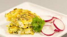Ľahký zeleninový koláč bez múky   Klub gurmánov   VARENÝ-pečený