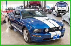 eBay: Ford Mustang 2007 Ford Mustang GT Deluxe 4.6L V8 6-Speed Manual 07 2007 Ford Mustang GT Deluxe 4.6L V8 6-Speed… #fordmustang #ford