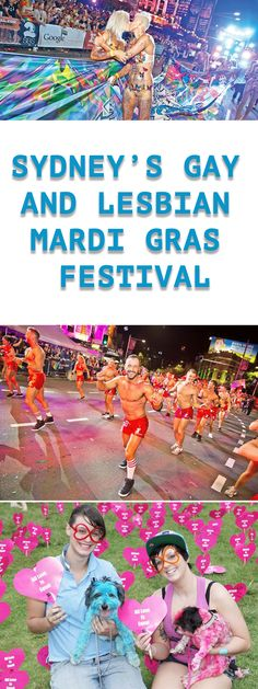 7 great things to do at this year's Sydney Gay and Lesbian Mardi Gras Festival. Festival Flyer, Lgbt Rights, Gay Pride, Vacation Spots, Mardi Gras, Lesbian, Sydney, Things To Do, Australia