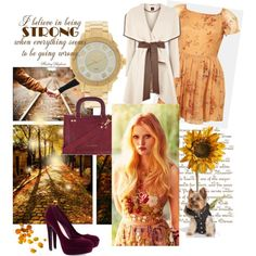 """""""Beige"""" by oxette-romania on Polyvore"""