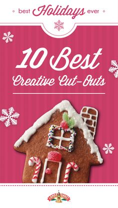 Cute and creative ideas to turn simple cut-out cookies into cookie charms, Santa shapes and more.