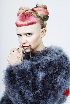 elliottmorgan:  Grimes on Flickr. Grimes by Elliott Morganwww.elliott-morgan.com