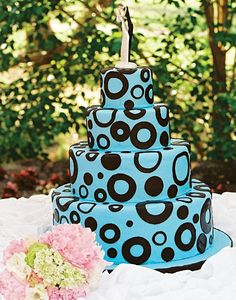 Pin now, read later: 101 Gorgeous Wedding Cakes