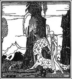 Kay Nielsen's Stunning 1914 Scandinavian Fairy Tale Illustrations – Brain Pickings