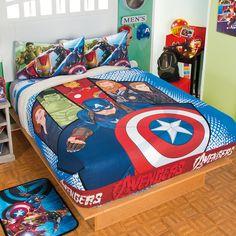 Cobertor Fleece con borrega Vengadores Ultrón  #Recamara #Niños #Cobertores #Hogar #IntimaHogar  #Avengers #Decoracion