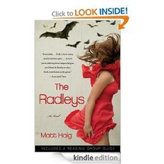 The Radleys: A Novel: Matt Haig. Ok read.