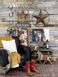 From Hobby Lobby Add A Little Country Charm To Your E With Some Down Home Décor