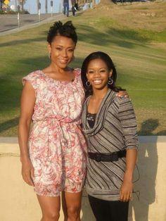 #TeamUSABaby #GOLD    Dominique Dawes & Gabby Douglas