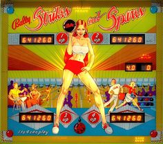 Strikes and Spares (Bally)