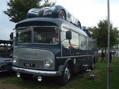 Ecurie Ecosse Transporter 1959
