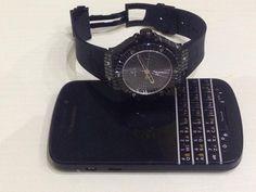 #inst10 #ReGram @yousef7887: #hublot #hublot_oman #dailywatch #watchlover #oman #saham #هوبلت #blackberry#black#بلاكبيري#نقاء #BlackBerryClubs #BlackBerryPhotos #BBer #BlackBerryQ10 #Q10 #QWERTY #Keyboard