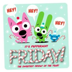Hoops and yoyo Friday funny Its Friday Quotes, Friday Humor, Hoops And Yoyo, Cool Office, Funny Bunnies, Fun At Work, Good Morning Quotes, Some Pictures, Happy Day