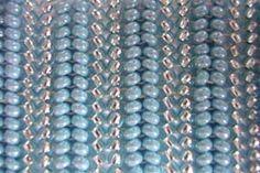 Техника плетения бисером «Ндебеле» мк