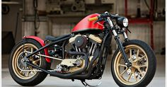 Classic motorcycle, Bobbers and Cafe racers on Pinterest