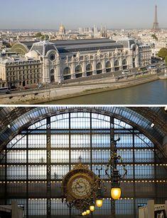 Museo d'Orsay, París (Francia)