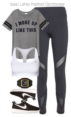 Teen Wolf - Isaac Lahey Inspired Sportswear