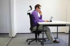 Ergonomics in the workplace increases employee productivity and happiness.