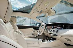 2015 MercedesBenz S65 AMG Coupe.