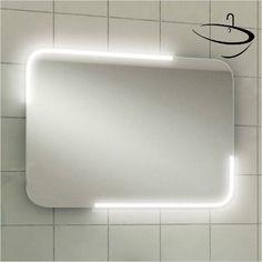 HIB Mirrors & Cabinets - Orb 60 Mirror 80 x 60 x 4.5cm