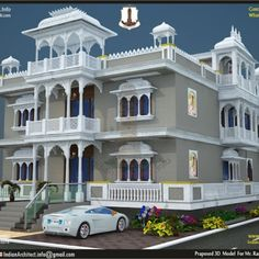 House Gate Design, Duplex House Design, Home Building Design, Building A House, Wooden Temple For Home, Architectural Engineering, Building Elevation, Hotel Architecture, Old Models