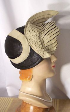 Tarnished Past~Ladies' Antique & Vintage Hats