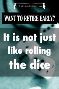 Early Retirement is not a privilege. Everyone can get there with the right motivation! Even me! I would LOVE to retire early and be ale to spend more time with my family.