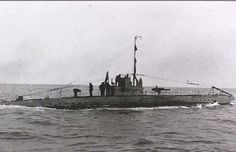 """August 1918,Kapitanleutnant Richard Feldt Imperial German Navy guided submarine U-156 into Canadian waters in one of most daring naval manoeuvres of war.Feldt's orders as simple as bold:stop communications between Europe & North America by snipping strategic trans-Atlantic telegraph cable that came ashore in Canso,Nova Scotia.Feldt also ordered to cause as much """"schrecklichkeit,"""" or fearfulness,as possible.36-year-old commander shelled coast of New England & sank several freighters earlier."""