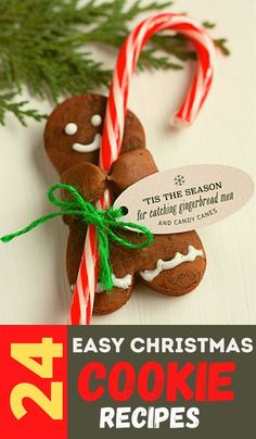 "Want to make beautiful and delicious Christmas cookies to bake and share? Check out ""24 Easy Christmas Cookie Recipes"" for some great inspiration! #easychristmascookies #easychristmascookierecipes Easy Christmas Cookie Recipes, Best Christmas Cookies, Xmas Food, Holiday Cookies, Homemade Christmas, Christmas Desserts, Simple Christmas, Christmas Baking, Holiday Recipes"