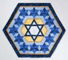 free jewish quilting patterns - Google Search