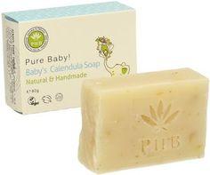 Baby's Calendula Soap Bar